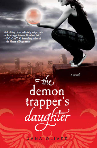 Image for The Demon Trapper's Daughter [signed]